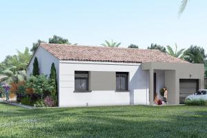Constructeur Villas Bella - Modèle MODELE 2 - MODERNE