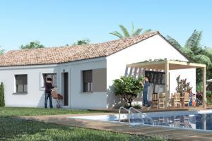 Constructeur Villas Bella - Modèle MODELE 3 - MODERNE