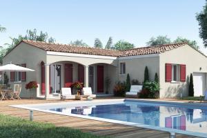 Constructeur Villas Bella - Modèle MODELE 4 - TRADITIONNEL
