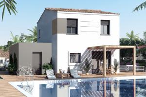 Constructeur Villas Bella - Modèle MODELE 6 - MODERNE