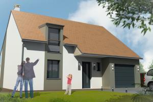 Constructeur Maisons Concept - Modèle Neptune 80