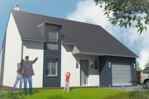 Constructeur Maisons Concept - Modèle Neptune 82