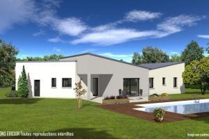 Constructeur Maisons Ericlor - Modèle NOIZAY