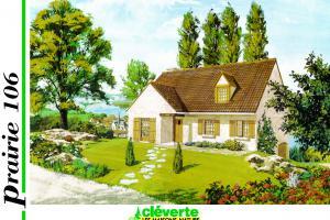 Constructeur Maisons Cleverte - Modèle Prairie 106