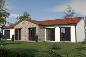 Constructeur Viv'home Dordogne - Modèle Quor'Home