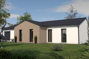 Constructeur Viv'home La Rochelle - Modèle Quor'Home
