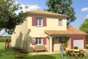 Constructeur Maisons D'en France Bourgogne - Modèle ROMARIN
