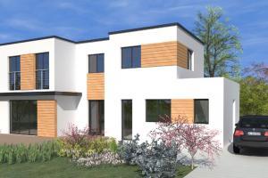 Constructeur Maisons Ericlor - Modèle SAINTOUX