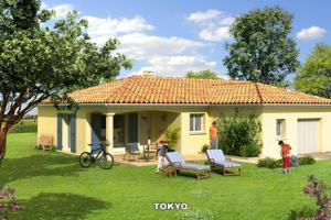 Constructeur Maisons D'en France Bourgogne - Modèle TOKYO