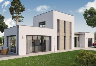 Modèle et plan de maison : BRIVOS - 165.00 m²
