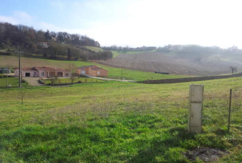 Vente Terrain à bâtir - 2246m² à Aiguillon (47190)