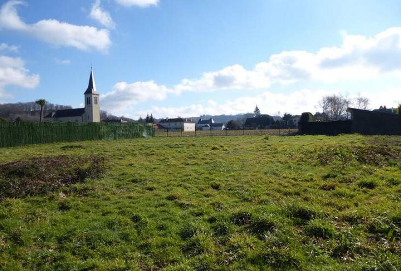Vente Terrain à bâtir - 1539m² à Vielle-Adour (65360)