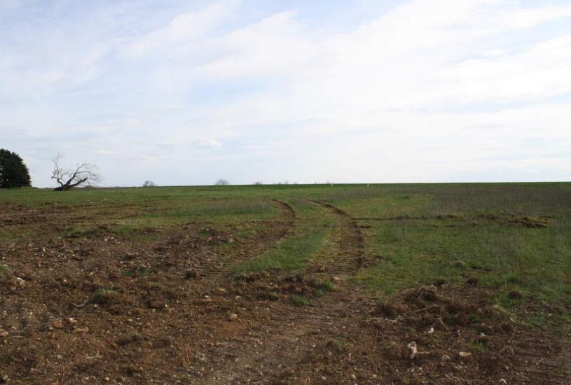 Vente Terrain à bâtir - 1434m² à Osmoy (18390)