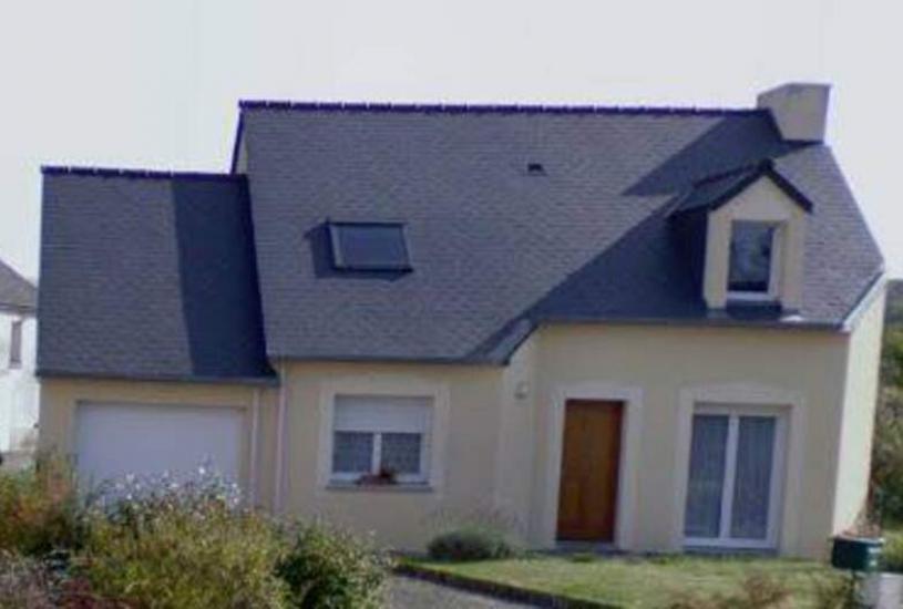Vente Terrain + Maison - Terrain : 1800m² - Maison : à Épaignes (27260)