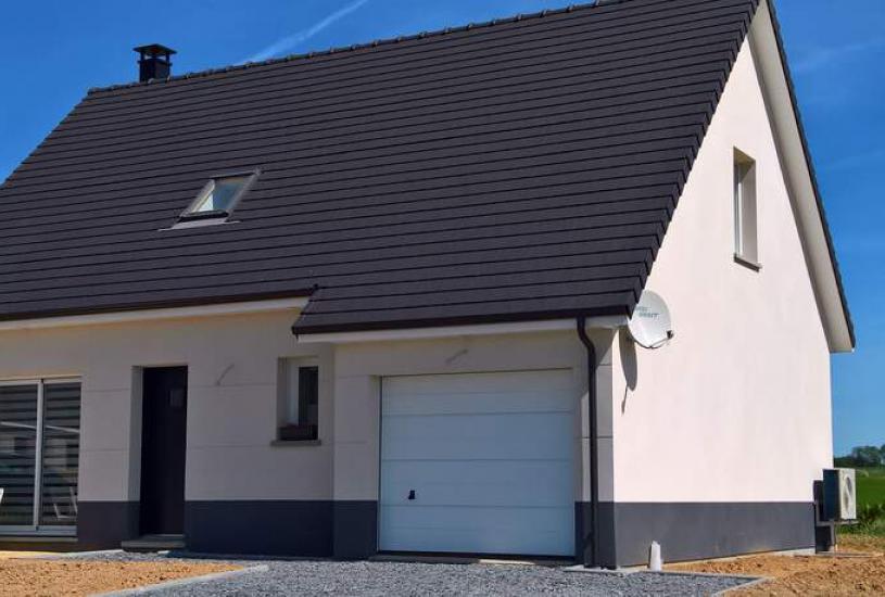 Vente Terrain + Maison - Terrain : 825m² - Maison : à Yvetot (76190)
