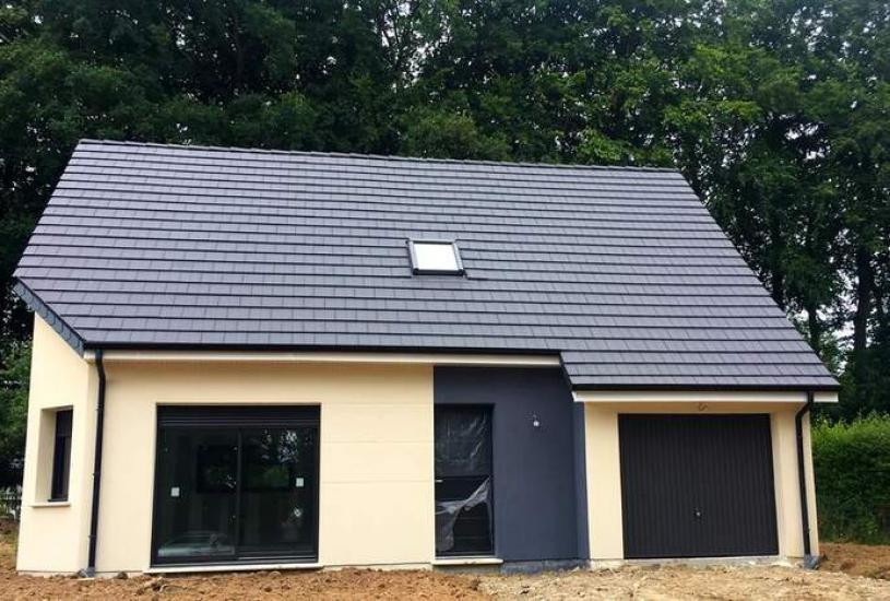 Vente Terrain + Maison - Terrain : 530m² - Maison : à Orléans (45100)