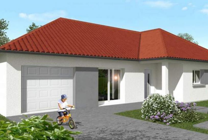 Vente Terrain + Maison - Terrain : 861m² - Maison : à Saint-Jean-de-la-Ruelle (45140)