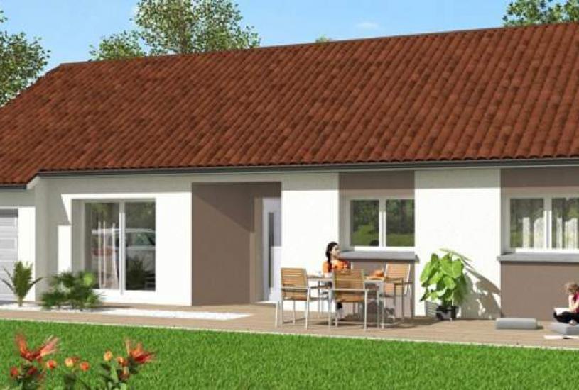 Vente Terrain + Maison - Terrain : 471m² - Maison : à Montargis (45200)