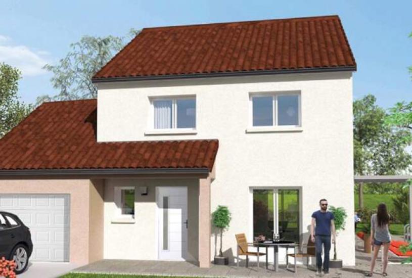 Vente Terrain + Maison - Terrain : 587m² - Maison : à Marcilly-en-Villette (45240)