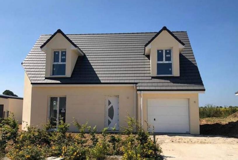 Vente Terrain + Maison - Terrain : 802m² - Maison : à Saint-Jean-le-Blanc (45650)