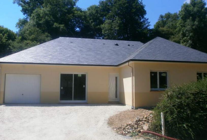 Vente Terrain + Maison - Terrain : 2000m² - Maison : à Neuville-aux-Bois (45170)