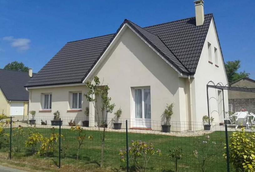 Vente Terrain + Maison - Terrain : 550m² - Maison : à Saint-Ay (45130)