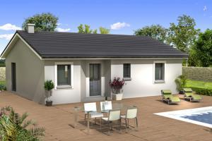 Constructeur Maisons D'en France Bourgogne - Modèle ACORE