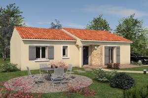 Constructeur Viv'home Dordogne - Modèle Ambiance 78