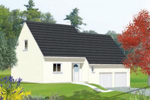 Constructeur Les Maisons De L'hexagone - Modèle Ambiance 98