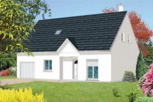 Constructeur Les Maisons De L'hexagone - Modèle Arpège 103