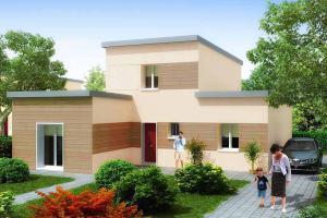 Constructeur Maisons Pierre - Modèle AUDACE 3.116