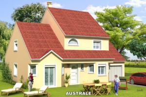 Constructeur Maisons D'en France Bourgogne - Modèle AUSTRALE
