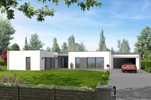 Constructeur Maisons D'en France Haute-normandie - Modèle AZUR