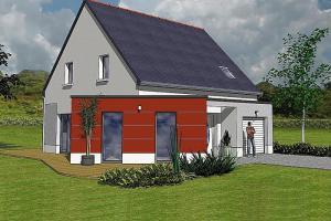 Constructeur Maisons TÉva - Modèle Séduction