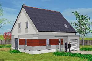 Constructeur Maisons TÉva - Modèle Charme