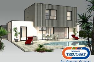 Constructeur Maisons Trecobat - Modèle Bi-box