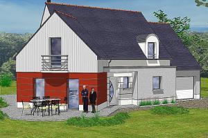 Constructeur Maisons TÉva - Modèle Grâce