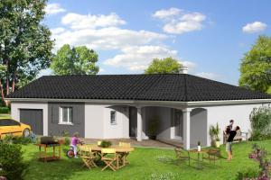 Constructeur Maisons D'en France Bourgogne - Modèle CANNELLE