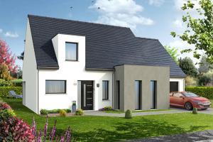 Constructeur Maisons D'en France Haute-normandie - Modèle CAPRI