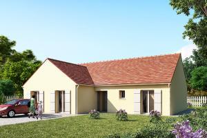 Constructeur Maisons Pierre - Modèle EXPANTIEL 3.124