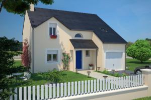Constructeur Maisons France Confort  - Modèle City 130 G