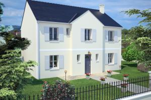 Constructeur Maisons France Confort  - Modèle City 140