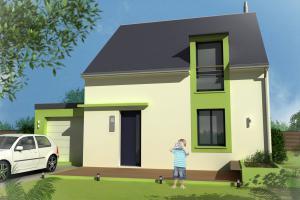 Constructeur Maisons Concept - Modèle City 60