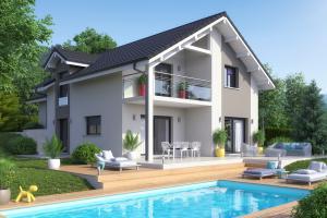 Constructeur Maisons Et Chalets Des Alpes - Modèle Coquelicot 119