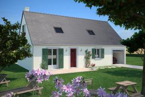 Constructeur Maisons France Confort  - Modèle Cottage 115