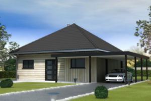 Constructeur Maisons Logifrance - Modèle Evéa