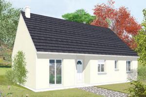Constructeur Les Maisons De L'hexagone - Modèle Fantaisie 70