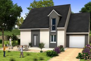 Constructeur Maisons D'en France Bourgogne - Modèle GRENADE