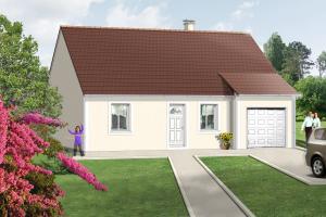 Constructeur Maisons Concept - Modèle Harmonie 100