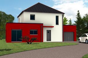 Constructeur Maisons TÉva - Modèle Jade
